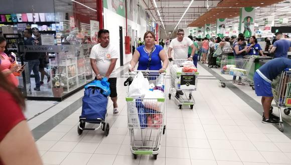 La nueva normalidad y los movimientos económicos en el país generó que el consumidor sea más meticuloso a la hora de comprar un producto. (Foto: GEC)