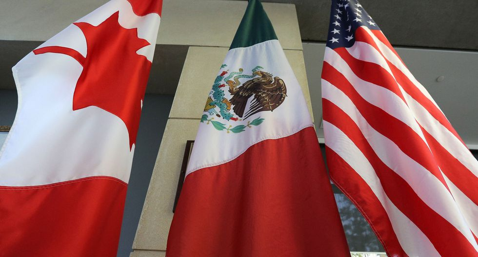 El T-MEC reemplazará el viejo Nafta o TLCAN. (Foto: AFP)