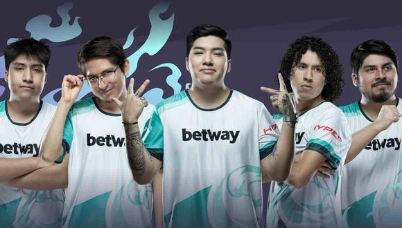 Beastcoast es el equipo de Dota 2 con más seguidores en Perú y ya tiene su cupo asegurado en el Mundial The International 2021. (Facebook)