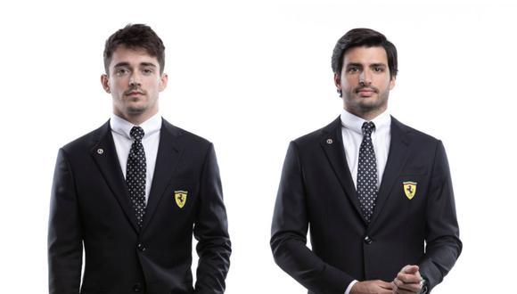 Ambos afrontan la nueva temporada con ambición de crecer tras la extremadamente negativa campaña vivida en el 2020 por Ferrari.