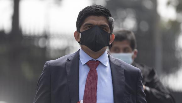 Juan Carrasco dijo que el gabinete sigue los lineamientos del gobierno de Pedro Castillo. (Foto: GEC