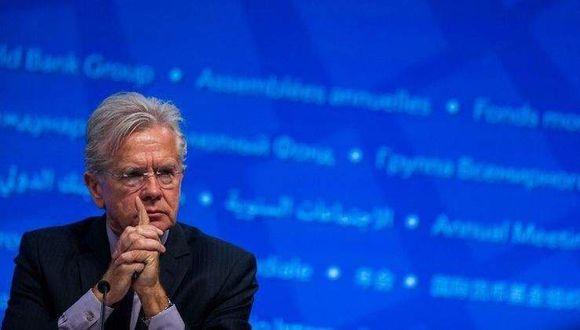 Gerry Rice, portavoz del FMI. (Reuters)