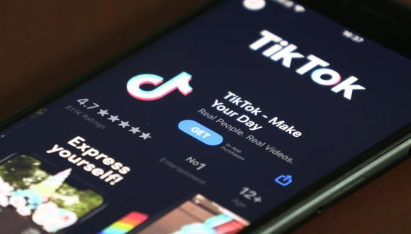 TikTok vio una luz de esperanza en Estados Unidos con Oracle. (AFP).