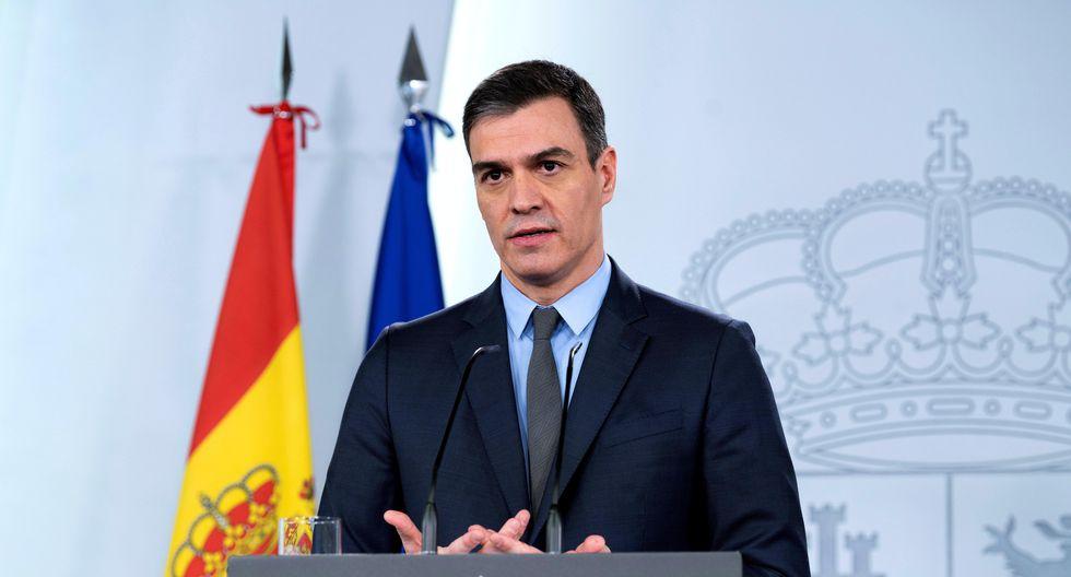 Coronavirus en España: Pedro Sánchez pedirá al Congreso prorrogar el estado de alarma hasta 26 de abril. (Foto: EFE)