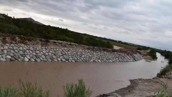 Alertan incremento de caudales de los ríos Ica y Pisco debido a lluvias  (Foto: Andina)
