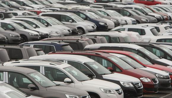 La exportación de vehículos, cuyo principal destino es Estados Unidos, alcanzó 260,966 unidades. (Foto: Andina)