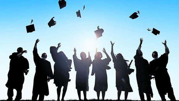 Graduados. (Foto: iSotck).