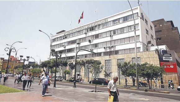 El Pleno del JNE ya revisó 26 casos de apelaciones en el presente proceso electoral