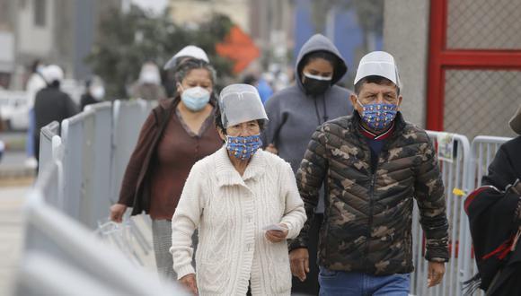 El Perú registra más de 180 mil muertos por COVID-19. (Foto: GEC)