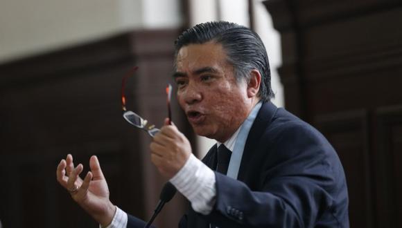 Nakazaki señaló que formularán un nuevo pedido en el cual si incluirían especificaciones médicas y ahí se detallará por qué PPK no puede tratarse en el país. (Foto: Archivo El Comercio)