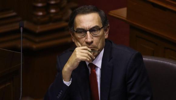 El Primer Ministro dijo que las conversaciones con Vizcarra son solo de temas de trabajo y no del caso bajo investigación.