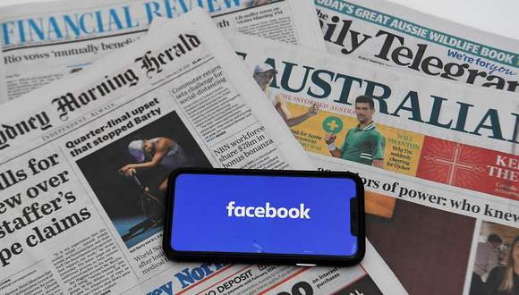 """""""Las acciones de Facebook de retirar la amistad a Australia, cortando información esencial de servicios de salud y de emergencia han sido tan arrogantes como decepcionantes. No seremos intimidados por grandes empresas tecnológicas que intentan presionar a nuestro Parlamento"""", afirmó el primer ministro en un comunicado publicado en su perfil de Facebook. (Foto: Reuters)"""
