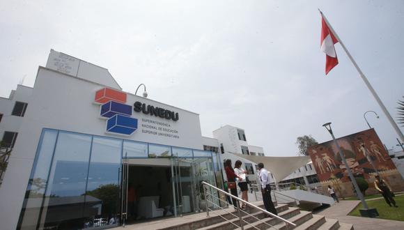 Sunedu aprobó lineamientos para educación no presencial en universidades y escuelas de posgrado. (Foto: Andina)
