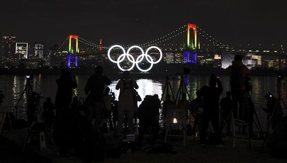 """Según una fuente cercana al COI, organizar los Juegos en el verano del 2021 """"es la solución preferida de (Shinzo) Abe"""". (Foto: EFE)"""
