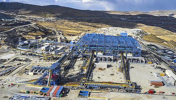 Además de cobre, la mina Cerro Verde produce molibdeno concentrado y plata. (Foto: Difusión)