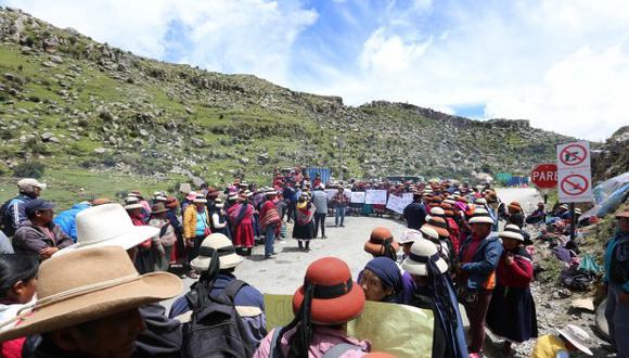 El titular del gremio empresarial afirma que hay un grueso de la población que no está de acuerdo en paralizar actividades en Apurímac. (Foto: GEC)