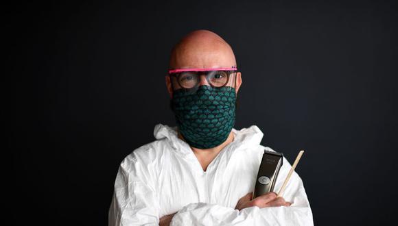 Muchos tienen la necesidad de usar anteojos y sufren con las mascarillas. (Foto referencial: AFP)