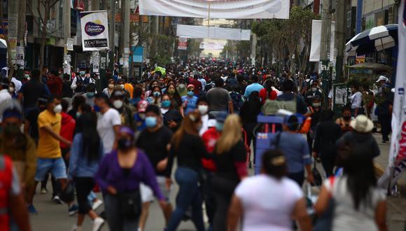 El ministro de Salud, Hernando Cevallos, informó que el Perú está frente a una alta posibilidad de haber iniciado la tercera ola del coronavirus (COVID-19) tras confirmarse más de 100 casos de la variante Delta. ( Foto: Hugo Curotto / @photo.gec)