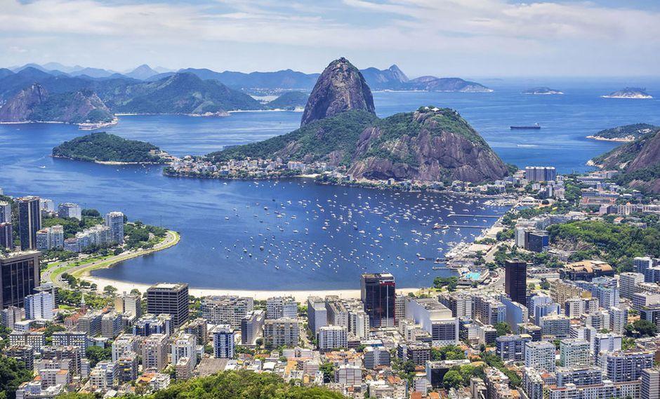 FOTO 5 | Puesto 11 : Brasil (Puntaje 47.6 / Impulso 2.0%)