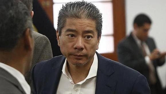 Jorge Yoshiyama es aspirante a colaborador eficaz. (Foto: GEC)