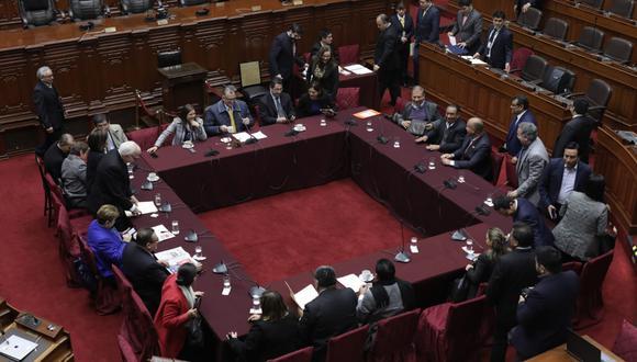 La Comisión Permanente se declarará en sesión permanente tras la disolución del Congreso. (Foto: GEC)