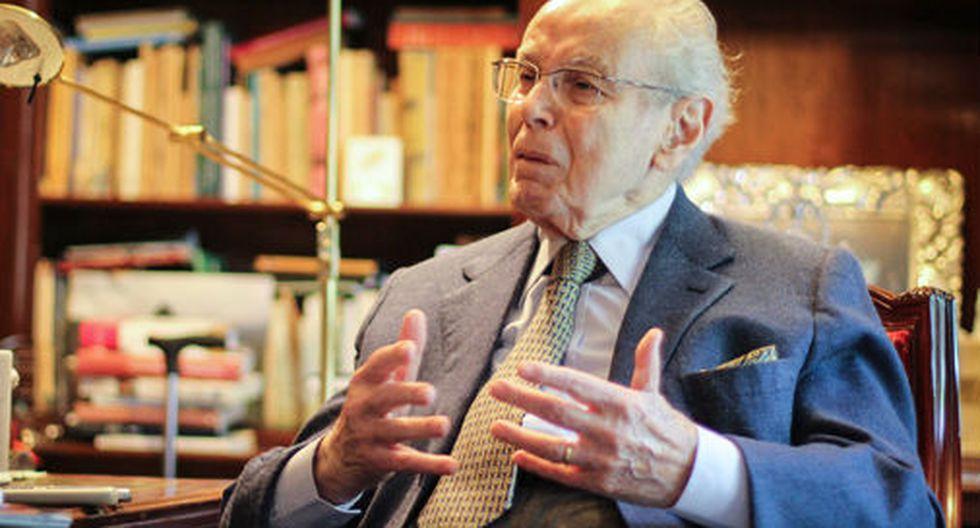 Javier Pérez de Cuellar falleció este miércoles a los 100 años de edad. (Foto: GEC)
