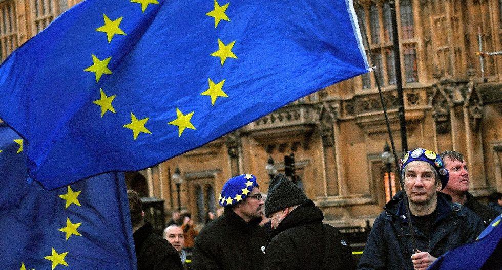 """El proceso del """"brexit"""" ha llegado a un aparente callejón sin salida. (Foto: EFE)"""