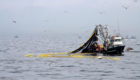 La pesca de anchoveta impulsará el crecimiento del sector pesquero en Perú durante el 2018, según el Produce. (Foto: Difusión)