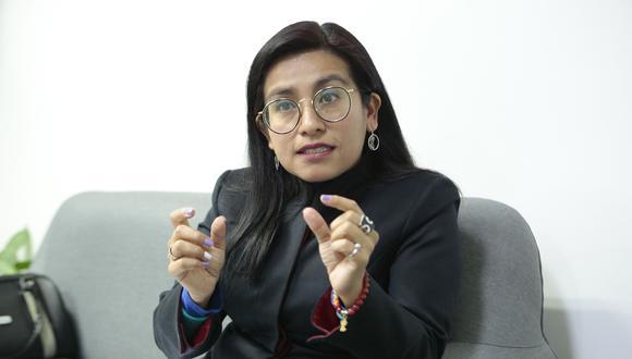 ENTREVISTA A JESSICA FERREÑAN, DIRECTORA EJECUTIVA DE ONG WORLD VISION