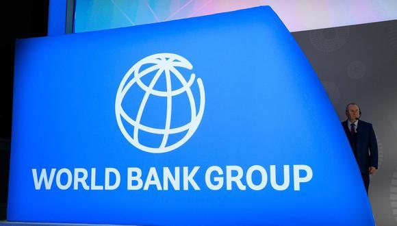 Banco Mundial trabaja para redistribuir recursos en proyectos existentes financiados por hasta US$ 1,700 millones. / AFP / Andrew CABALLERO-REYNOLDS
