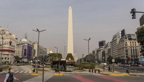 El gobierno de Argentina y los acreedores celebraron el martes un acuerdo de deuda que debería ayudar al país a evitar un default dañino y desordenado. (Foto: Bloomberg)