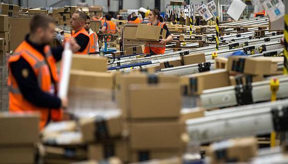 """Al haberse aprobado esta tasa, Amazon ha afirmado que afectará """"directamente"""" a las empresas que utilizan sus servicios. (Foto: AFP)."""