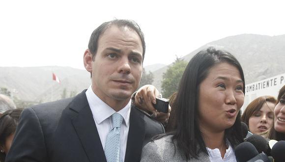 Keiko Fujimori negó haber recibido dinero de Odebrecht para sus campañas presidenciales de 2011 y 2016. (Foto: GEC)