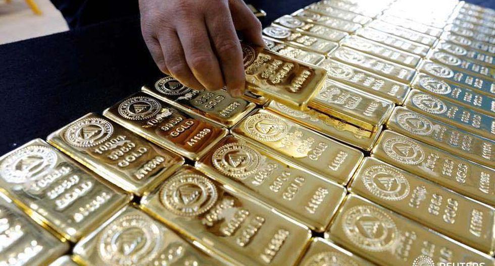 Los precios del oro retrocedían el viernes. (Foto: Reuters)