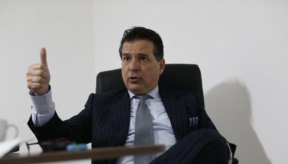 Omar Chehade (APP) considera que no se debe esperar hasta el 2026 para regresar a las dos cámaras legislativas, sino en el 2023. (Foto: GEC)