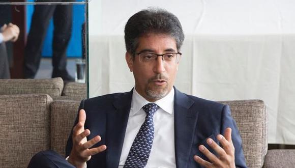 """""""Esto sí causa preocupación porque lo que realmente dinamiza el mercado privado son los grandes proyectos"""", dijo Javier Balbín. (Foto: Difusión)"""