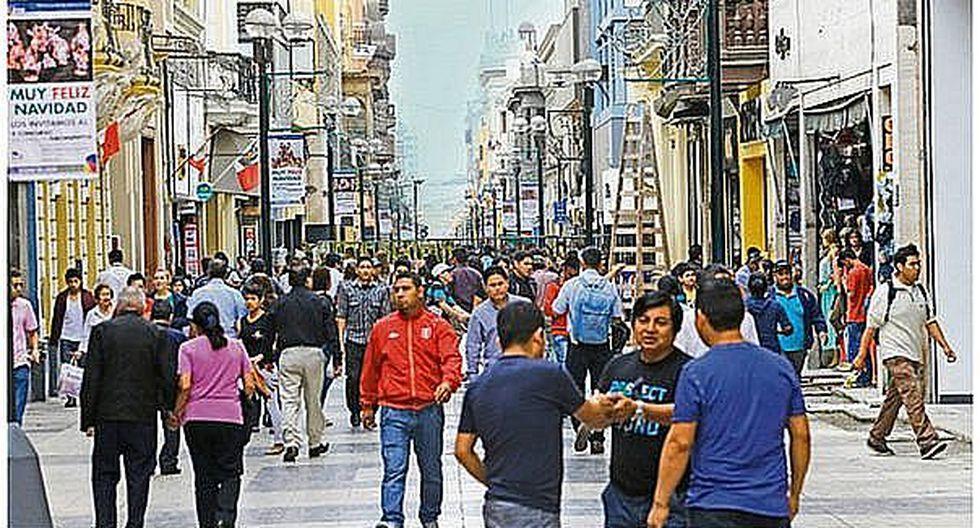 La economía peruana creció 4.18% en octubre de este año