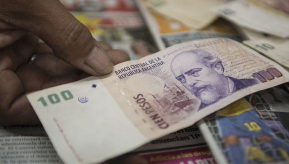 La economía de Argentina se reducirá un 5.4%. (Foto: Getty Images)