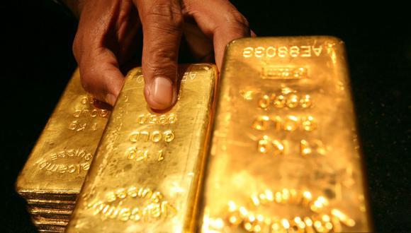 Los futuros del oro en Estados Unidos ganaban un 0.1% a US$ 1,776.50 la onza. (Foto: Reuters)