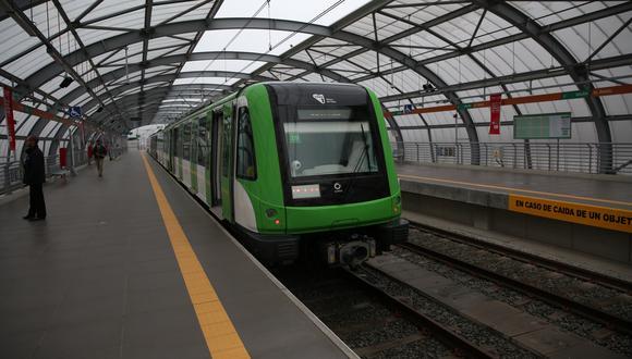 Primera etapa comprende 5 km y cinco estaciones para el recojo de pasajeros. (Foto: GEC)