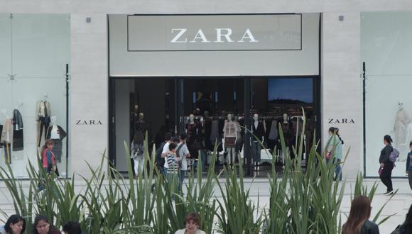 Zara. (Foto: Diana Chávez).