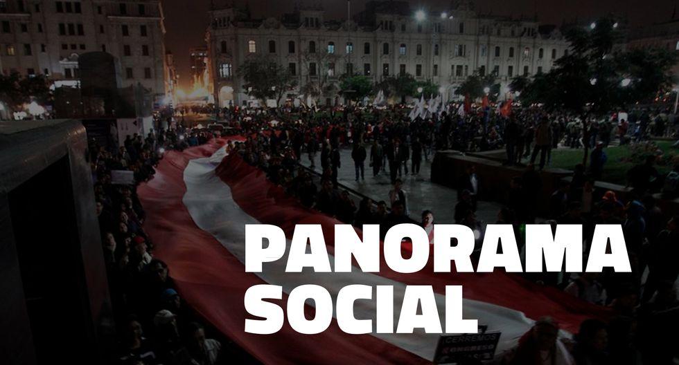 panorama social del Perú