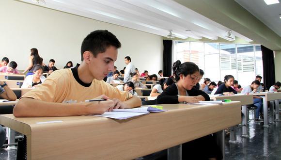 Actualmente existen convenios entre los COAR e instituciones de educación superior. (Foto: GEC)