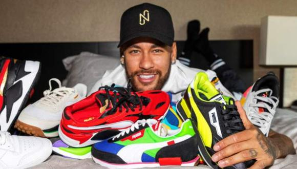 mensaje Pegajoso Documento  Neymar con Puma: el millonario contrato del brasileño que lo convierte en  el mejor pagado por auspicios | PSG nczd | TENDENCIAS | GESTIÓN