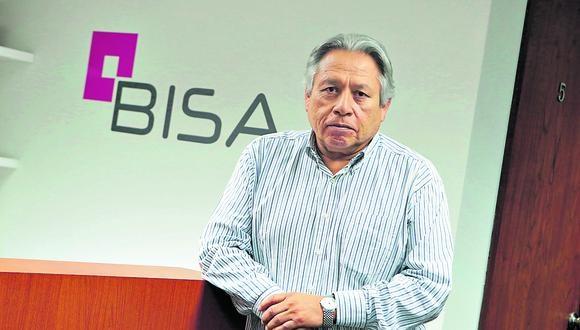 Perfil. BISA avanzará en estudios de tipo industrial, señaló Santa Cruz. (Foto: GEC)