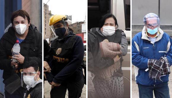 El último viernes la Fiscalía y Policía detuvieron preliminarmente a nueve investigados en el marco de las investigaciones del caso Richard Swing. (Foto: GEC)