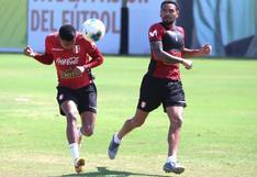 Selección peruana reanuda entrenamientos para eliminatorias a Catar sin Gareca en el campo