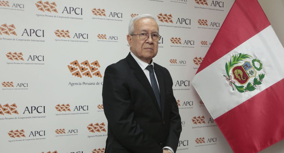 Director Ejecutivo de la APCI, José Antonio González, (Foto: Diana Chávez).