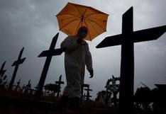 Brasil al borde del colapso, enfrenta la fase más mortífera del COVID-19