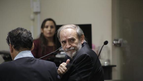 El Ministerio Público pide 36 meses de prisión preventiva contra Yehude Simon por las presuntas irregularidades durante su gestión como gobernador regional de Lambayeque (Foto: GEC).